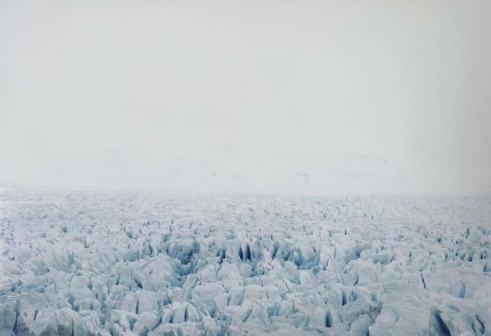 <strong>Axel Hütte</strong>, <em>Perito Moreno-2, Argentina</em>, 2008