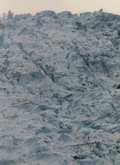 <strong>Axel Hütte</strong>, <em>Glacier de Bosson, France</em>, 1997