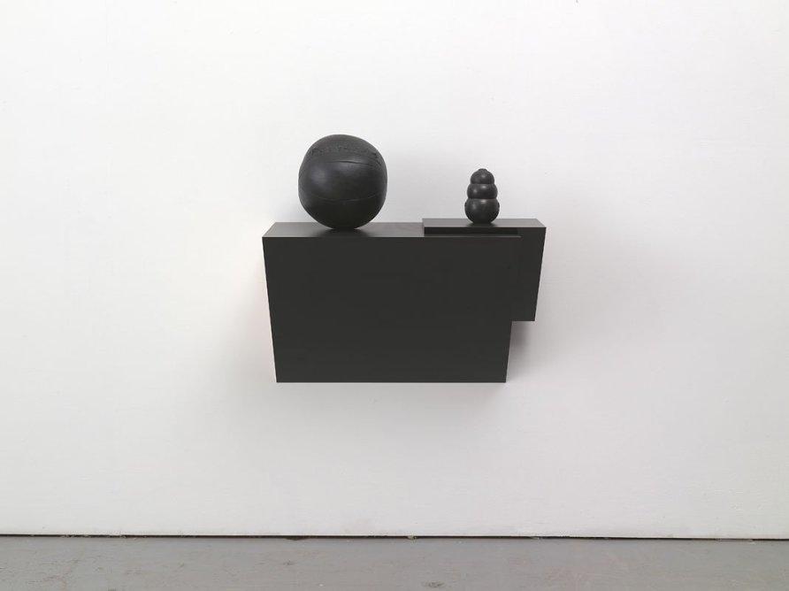 <strong>Haim Steinbach</strong>, <em>everlast kong I - 2</em>, 1990-2007
