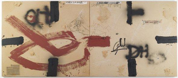 <strong>Antoni Tàpies</strong>, <em>Lletres sobre gran matèria / Letters on large matter</em>, 2007