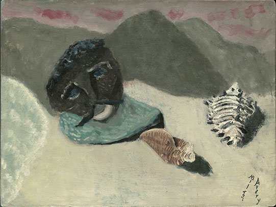 <strong>Milton Avery</strong>, <em>Objects</em>, 1941