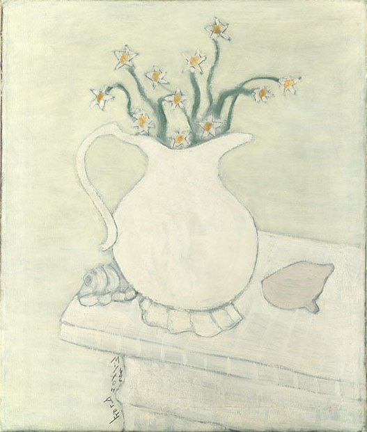 <strong>Milton Avery</strong>, <em>White Pitcher</em>, 1946