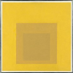 <strong>Josef Albers</strong>, <em>Study for Homage to the Square</em>, 1966
