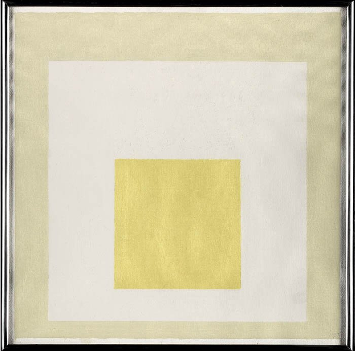 <strong>Josef Albers</strong>, <em>Homage to the Square</em>, 1967