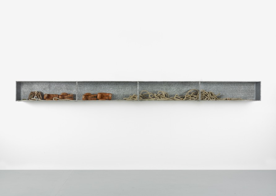 <strong>Joseph Beuys</strong>, <em>Boxkampf für die direkte Demokratie</em>, 1972