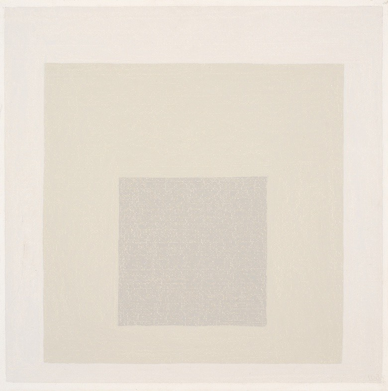 <strong>Josef Albers</strong>, <em>Study for Homage to the Square (JAAF 1976.1.358)</em>, 1963