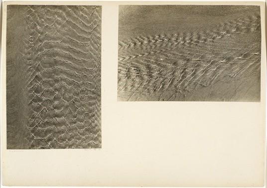 <strong>Josef Albers</strong>, <em>Brackwasser, Biarritz VIII '29 / Tidewater, Biarritz VIII '29 (JAAF 1976.7.49)</em>, 1929