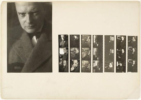 <strong>Josef Albers</strong>, <em>Paul Klee, Dessau XI 1929 (JAAF 1976.7.4)</em>, 1929