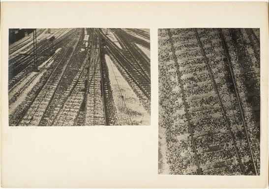 <strong>Josef Albers</strong>, <em>Dessau Winterende '31 / Dessau, End of Winter '31 (JAAF 1976.7.64)</em>, 1931