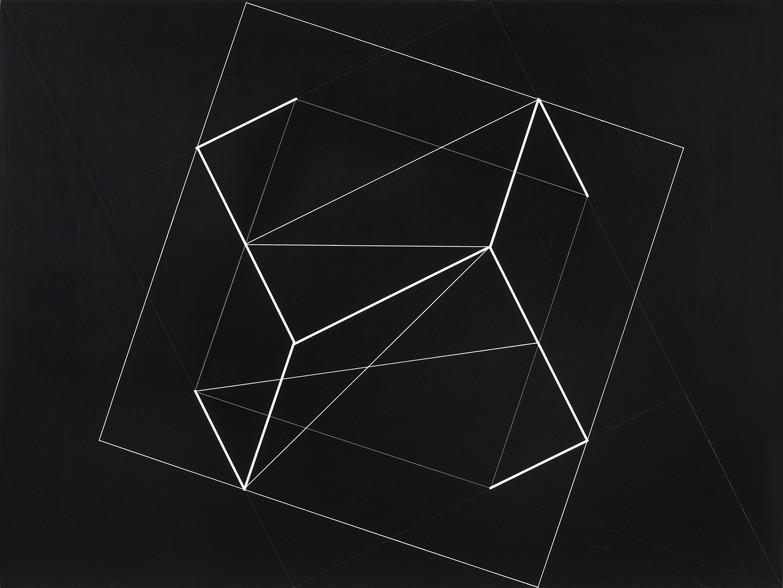 <strong>Josef Albers</strong>, <em>Structural Constellation: Transformation of a Scheme No.23 (JAAF 1976.8.1891)</em>, 1951