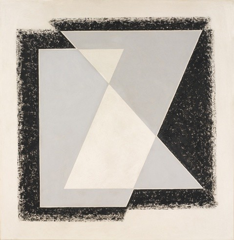 <strong>Josef Albers</strong>, <em>Movement in Gray (JAAF 1976.1.1866)</em>, 1939