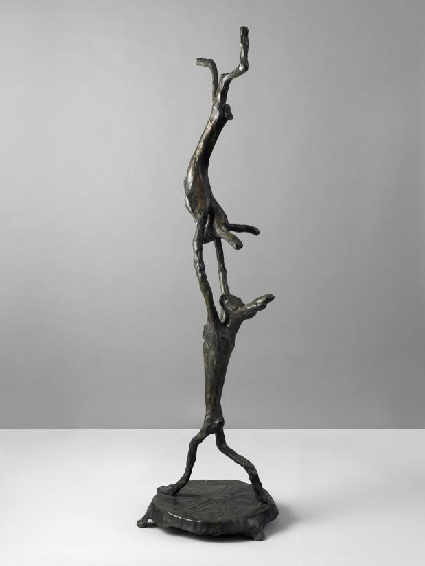 <strong>Barry Flanagan</strong>, <em>Acrobats</em>, 2004