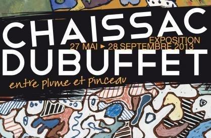 Chaissac – Dubuffet: Entre plume et pinceau