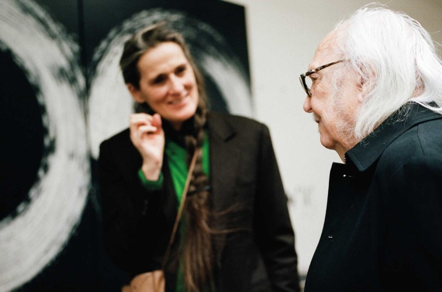 Fabienne Verdier and Alain Rey, 2016