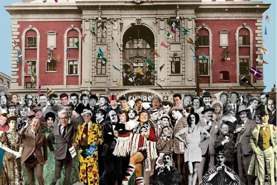 Off the wall: Peter Blake's new mural set to be unveiled in Chiswick