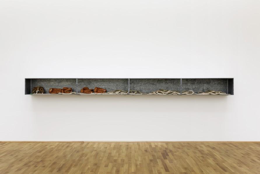 Joseph Beuys 'Boxkampf für direkte Demokratie' (1972) joins the MMK Frankfurt collection