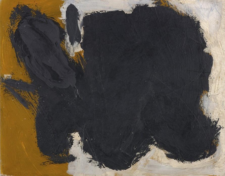 Robert Motherwell, Two Figures No.12, 1958