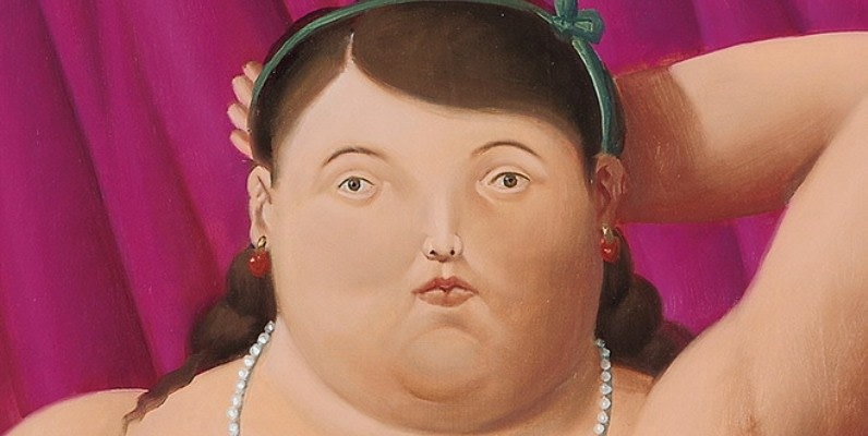 An exhibition dedicated to Botero is coming to Bologna