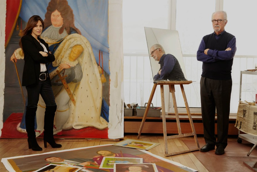 New documentary film captures life of the artist Botero