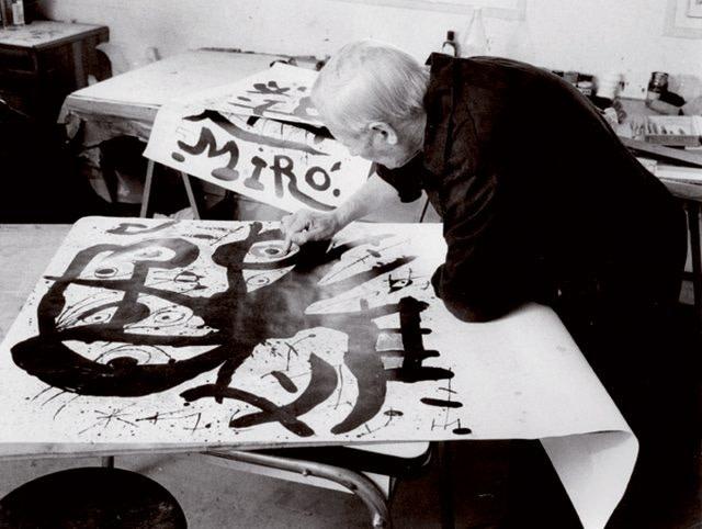 Joan Miró: Beyond Painting at Fondation Maeght