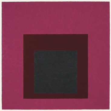 Josef Albers Homenaje al cuadrado: Protegido, 1952 © The Josef and Anni Albers Foundation/VEGAP, Madrid, 2014