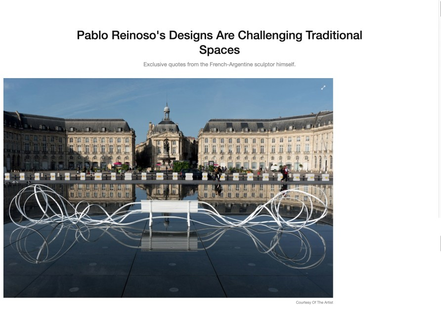 Pablo Reinoso's Designs Are Challenging Traditional Spaces