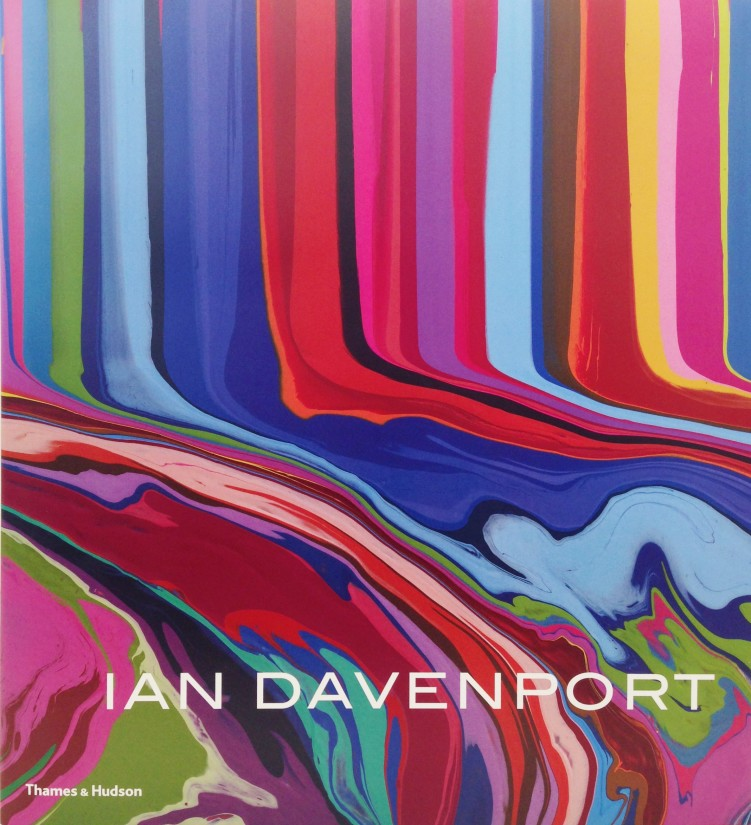 Ian Davenport First Monograph