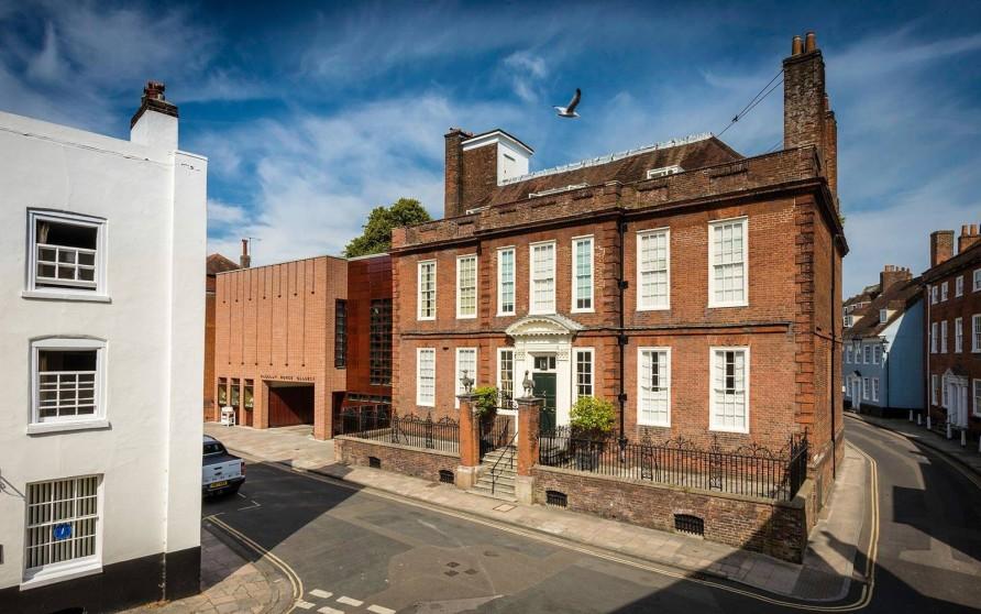 Pallant House Gallery. Photograph: Chris Ison