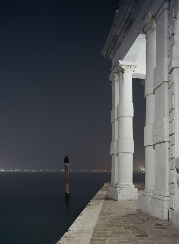 Punta della Dogana, Venice, Italy, 2013, 205x155 cm, Diasec, credits: Axel Hütte - Fantasmi e realtà, Fondazione Bevilacqua La Masa, Venice (5th June-12th October 2014)