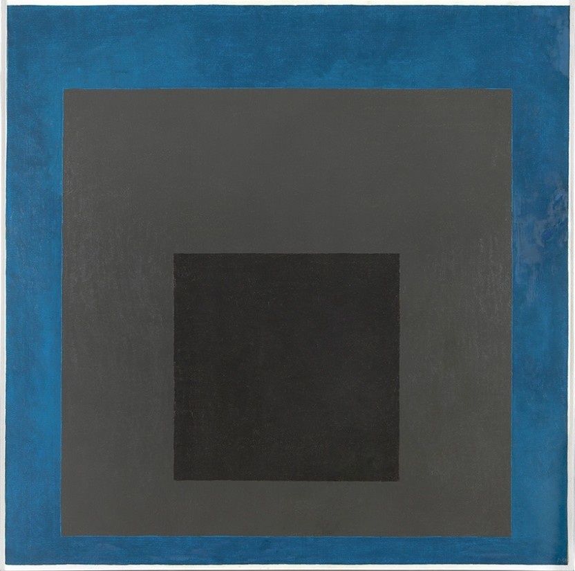Josef Albers, Homage to the Square ©2014 The Josef and Anni Albers Foundation/Artists Rights Society New York, Foto: Øystein Thorvaldsen/HOK