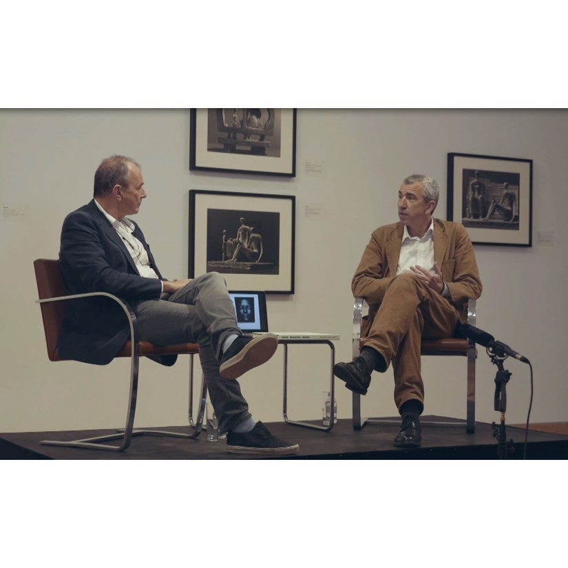 Francis Hodgson & David Grob in conversation