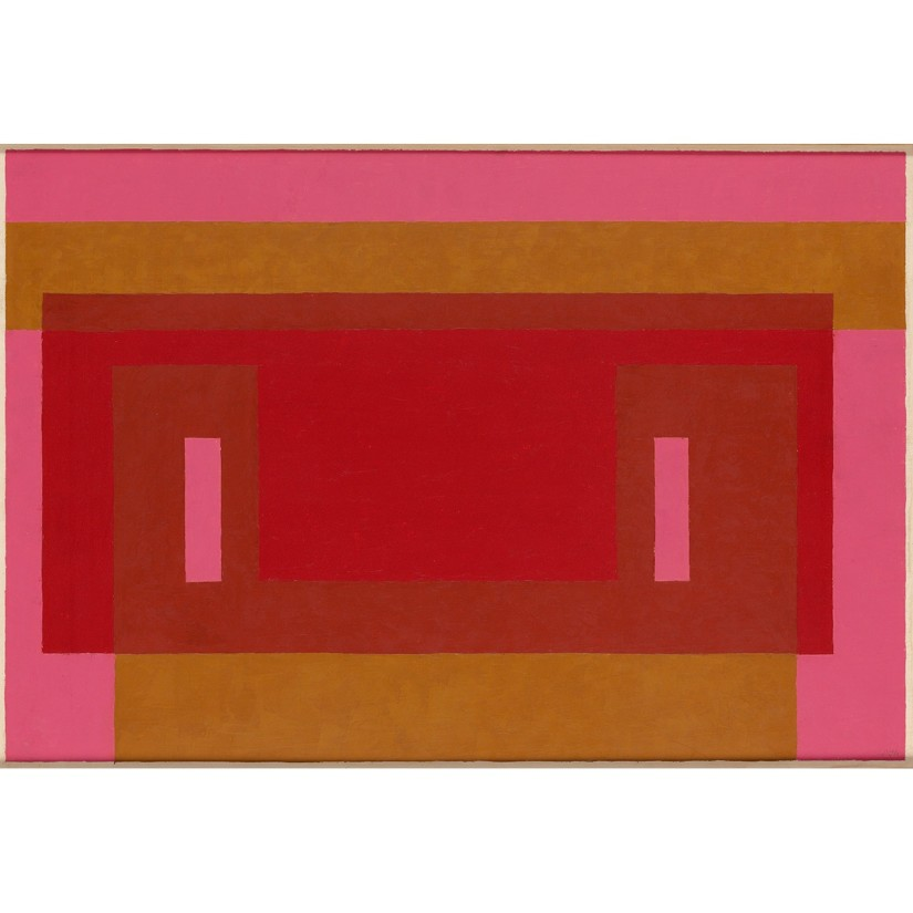 Josef Albers, Variant / Adobe: