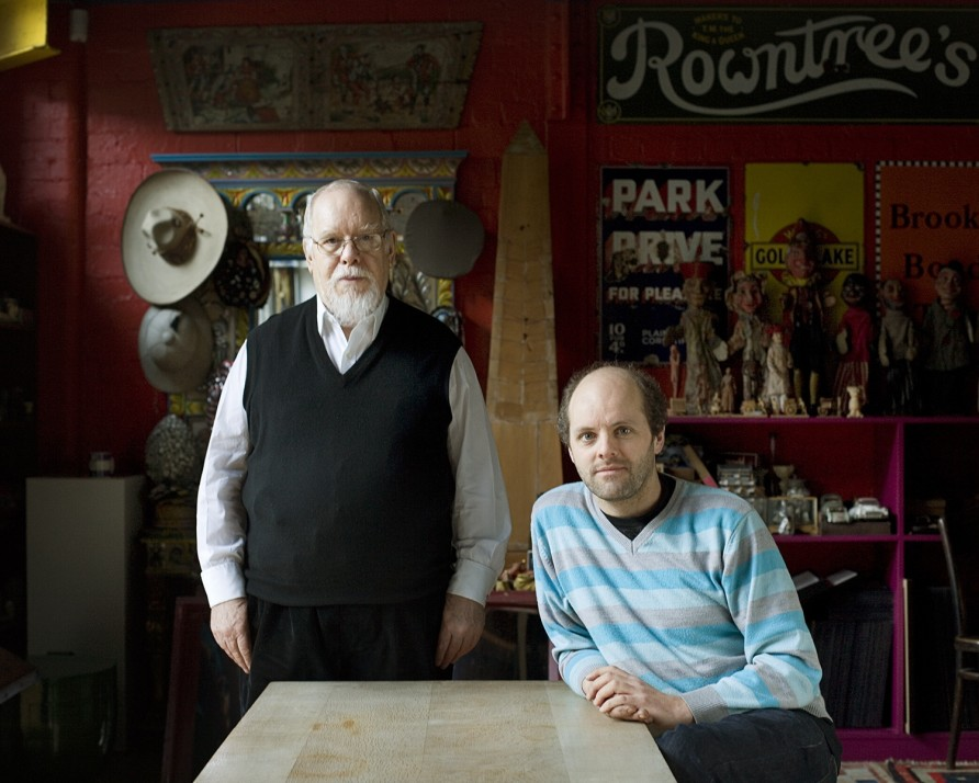 Peter Blake and Gavin Turk in Conversation (Fully Booked)
