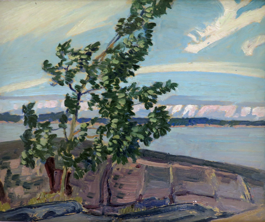 J.E.H. MacDonald, Poplar Point, Sturgeon Bay, September 2, 1931