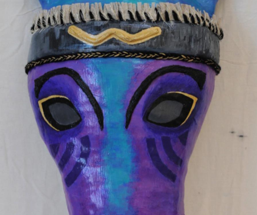 Bradley Shepperd, Mask