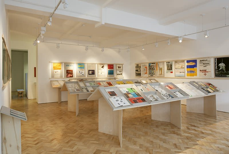 <p>Richard Hollis, curated by Emily King, 2012</p><p>Photography by Ed Reeve</p>