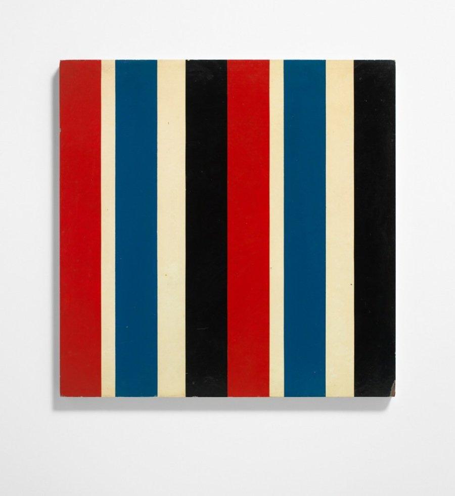 <p>Limited edition photographic print, <em>Serial Painting 31323 x 2</em>, 2012 (original painting 1959-1961). Photograph by Ed Park</p>