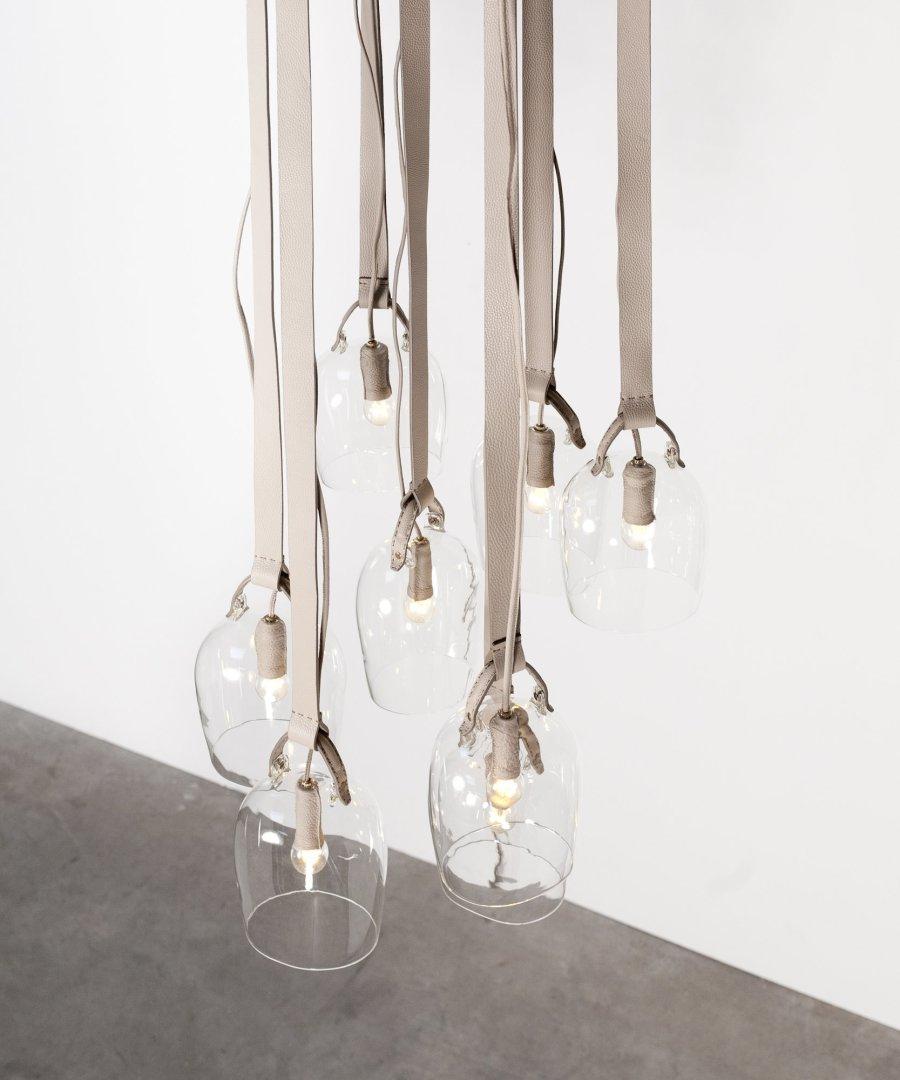 <p>Fendi Bell Lights. 2012. Photography by Lusia Zanzani</p>