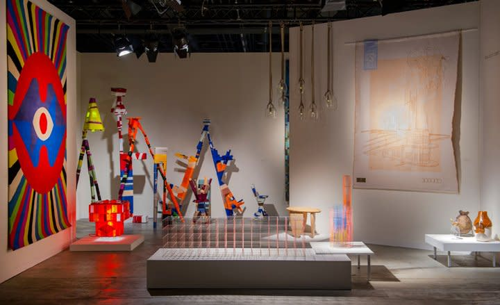 <p>Gallery Libby Sellers at Design Miami/Basel 2013. Photography by Seth Browarnick</p>
