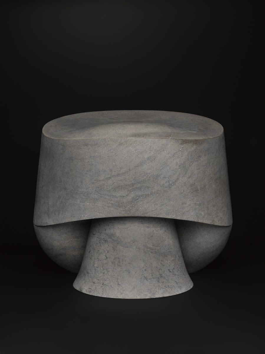 <p><strong>Aldo Bakker</strong>, Three Pair, 2013</p><p>Basalt stone</p><p>Courtesy Particles</p>