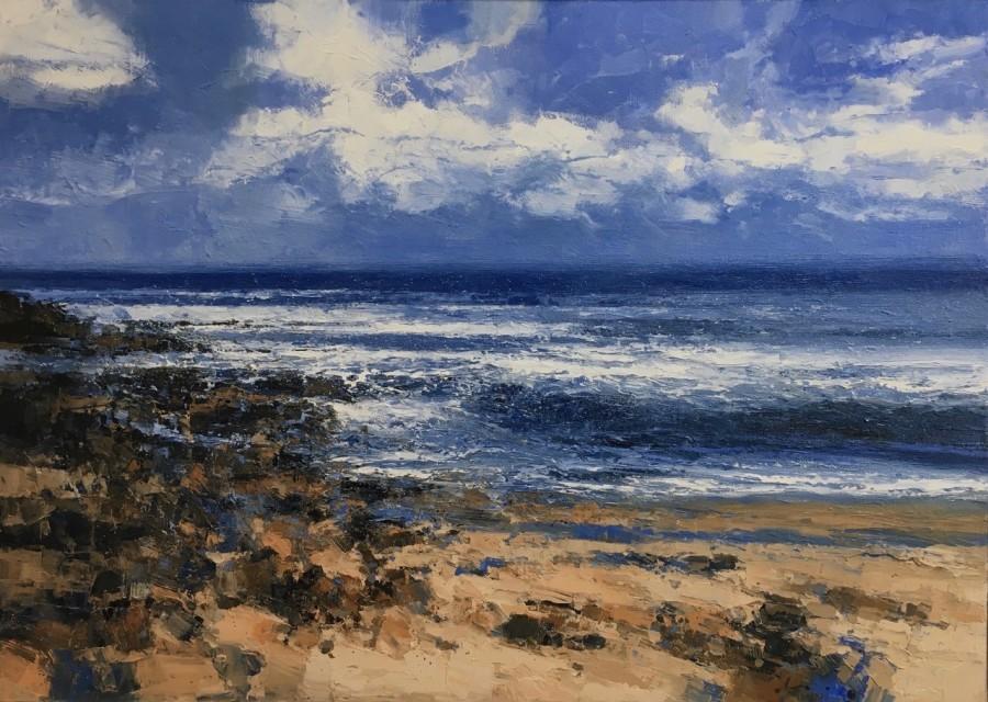 John Brenton, Breaking waves