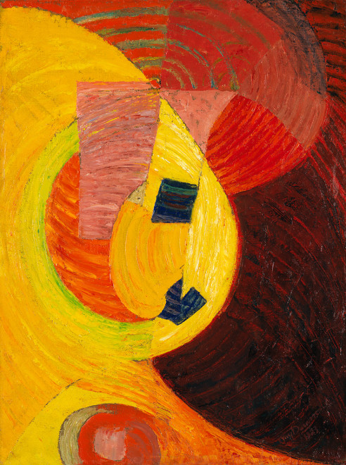 <span class=&#34;artist&#34;><strong>Joseph Lacasse</strong></span>, <span class=&#34;title&#34;><em>Espagne - Recherche</em>, 1923-39</span>