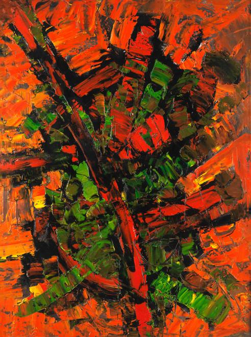 "<span class=""artist""><strong>Frank Avray Wilson</strong></span>, <span class=""title""><em>FAW828 - Reaction</em>, 1956</span>"