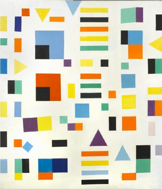 "<span class=""artist""><strong>Caziel</strong></span>, <span class=""title""><em>WC575 - Abstract Composition IX.1978</em>, 1978</span>"