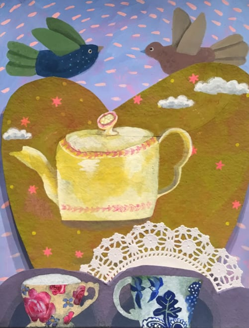 Tea Drinker's Delight