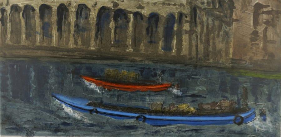 Venice Boats, Palazzo Turki (Canal Grande)