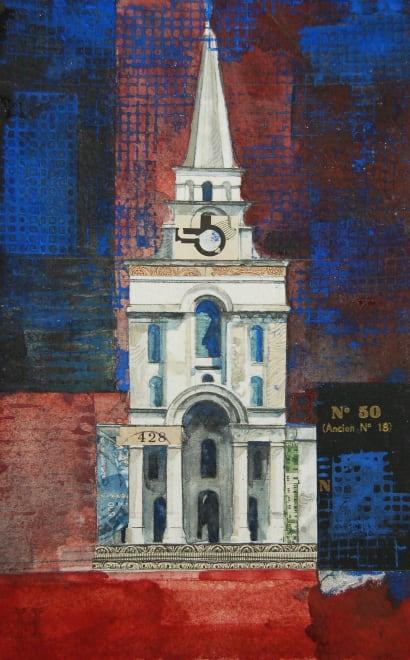 Christ Church Hawsmoor Study