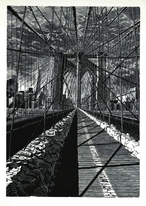 Brooklyn Bridge: New Day