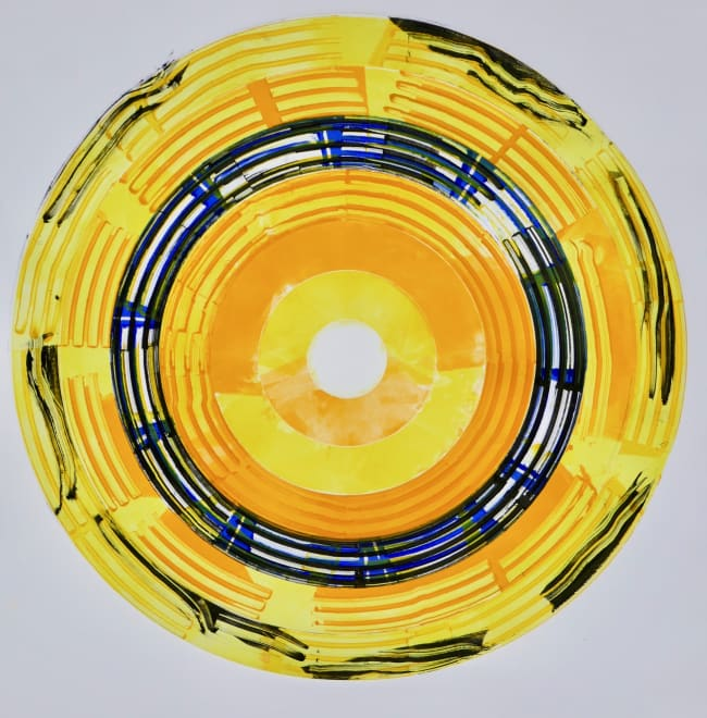 Rapid Spinning Disk