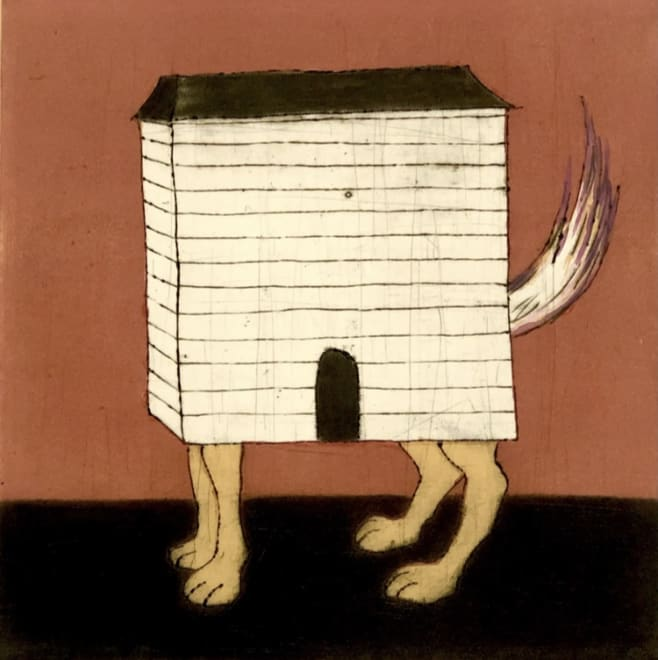 Chien Maison - Louise Bourgeois' Dog